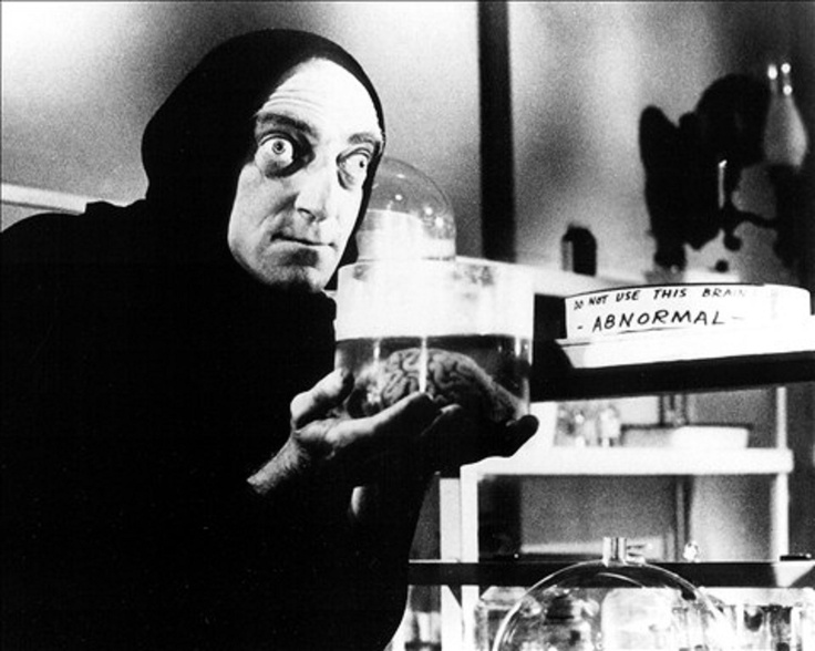 Abby Normal Marty Feldman Young Frankenstein Movies Ideas And Designs