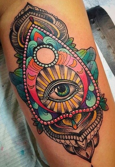 Thirdeye Tattoo The Third Eye Is A Mystical Concept Ideas And Designs