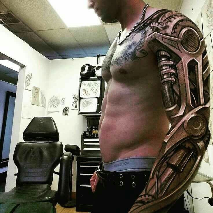 25 Best Ideas About Biomechanical Tattoo On Pinterest Ideas And Designs