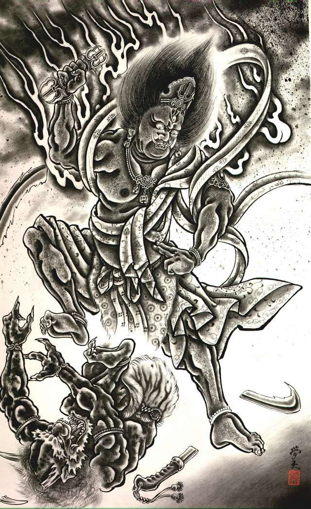 Horiyoshi Iii 100 Demons Horiyoshi Iii 100 Demons Ideas And Designs