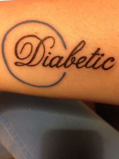 17 Best Ideas About Diabetes Tattoo On Pinterest Type Ideas And Designs