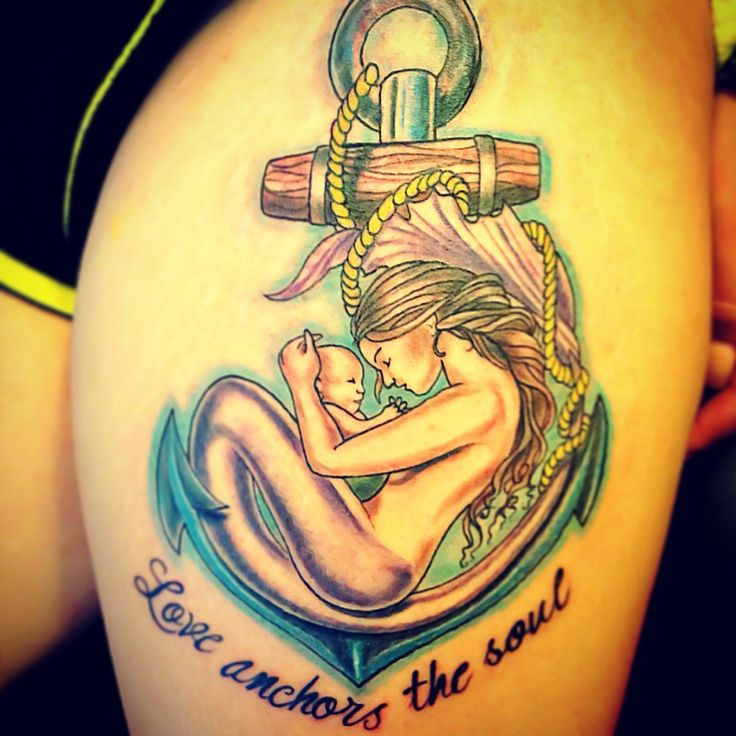 Mother And Son Love Anchors The Soul Vic S Tats Ideas And Designs