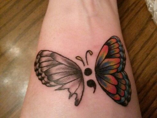 25 Best Ideas About Bipolar Tattoo On Pinterest Finger Ideas And Designs