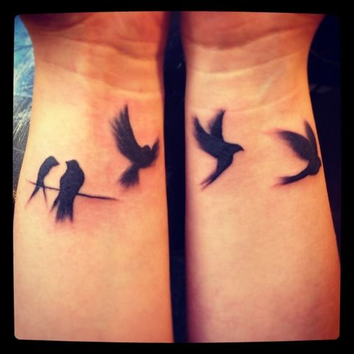 Raven Tattoo Wrist Tattoo Art Birds Artwork On Skin Ideas And Designs