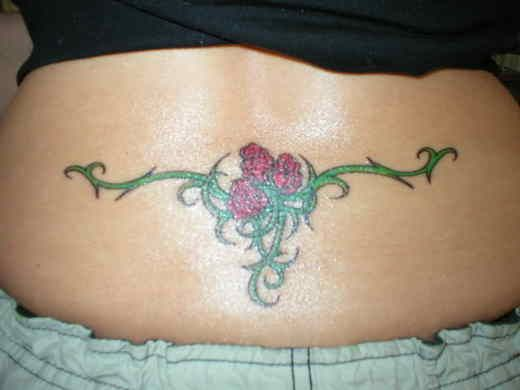 128 Best Images About Gorgeous Lower Back Tattoos Ideas And Designs