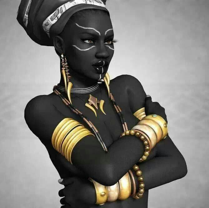 91 Best Images About African Goddess On Pinterest Black Ideas And Designs