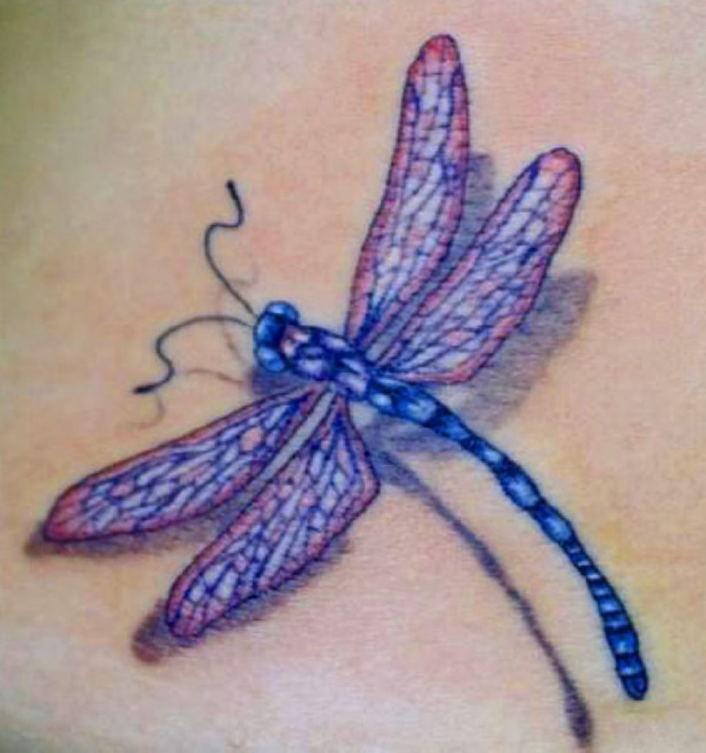 3D Dragonfly Tattoo Pictures Dragonfly Tattoo Designs Ideas And Designs