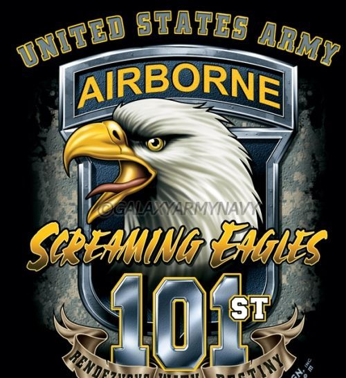 Screaming Eagles 101St Airborne Google Search 101 St Ideas And Designs