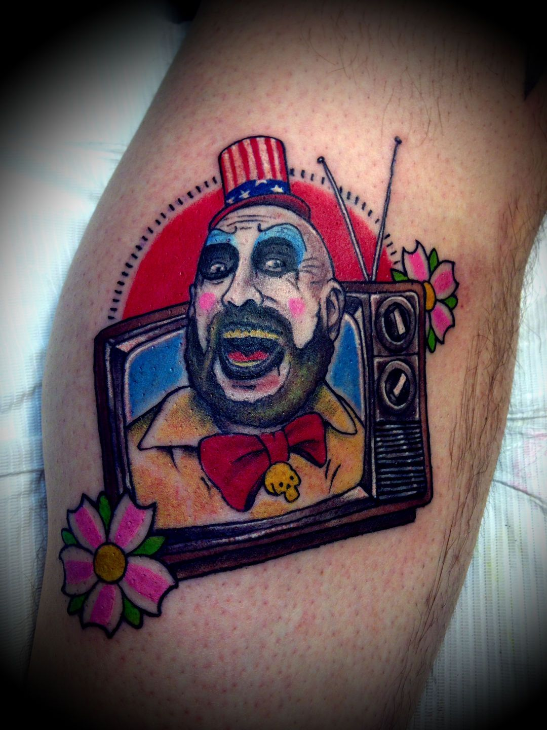 Captain Spaulding Tattoo Google Search Tattoo Ideas Ideas And Designs