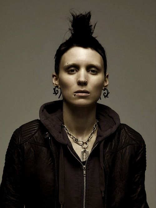 Lisbeth Salander Girl With The Dragon Tattoo The Ideas And Designs