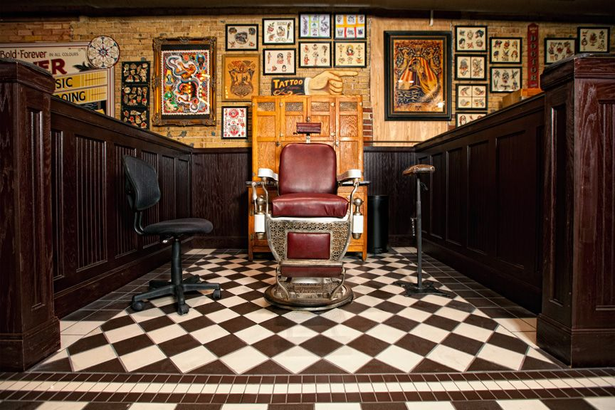 Tattoo Shop Decor On Pinterest Tattoo Studio Interior Ideas And Designs