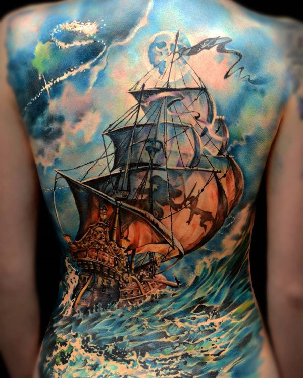100 Boat Tattoo Designs Tattoo Designs Tattoo And Tatting Ideas And Designs