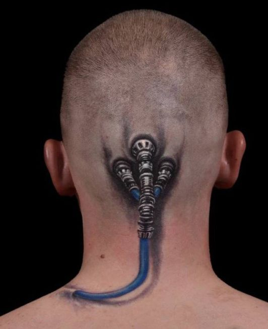 Mind Blowing 3D Tattoo Designs For Men 3D Tattoos And Ideas And Designs