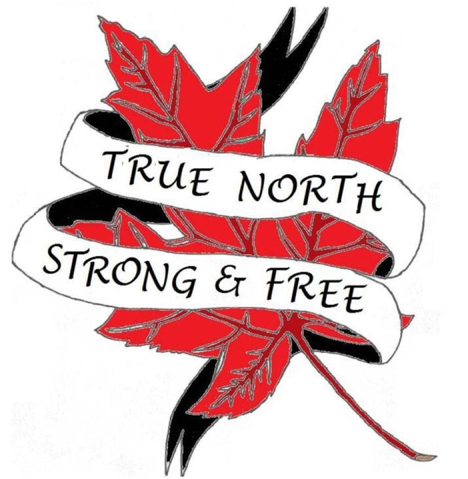 Canadian Tattoo True North Strong Free Tattoo Ideas Ideas And Designs