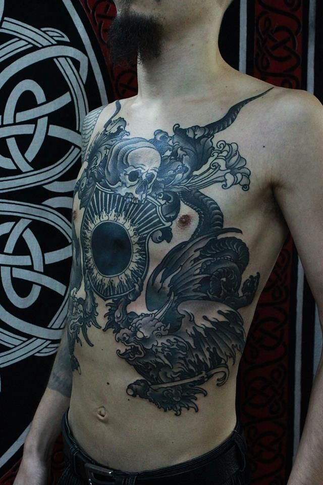Chest By Alexander Grim Inked And Jeweled Pinterest Ideas And Designs