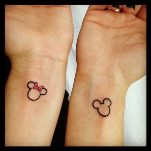 42 Small Walt Disney Tattoos With Images Walt Disney Ideas And Designs