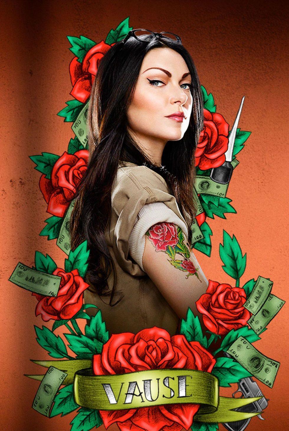 Amazing Official New Orange Is The New Black Artwork Revealed Ideas And Designs