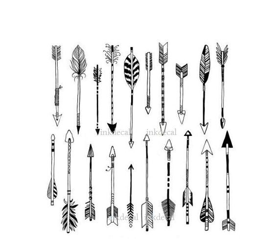 De Etsy En… Tribal Pinterest Awesome Tattoo Set And Ideas And Designs