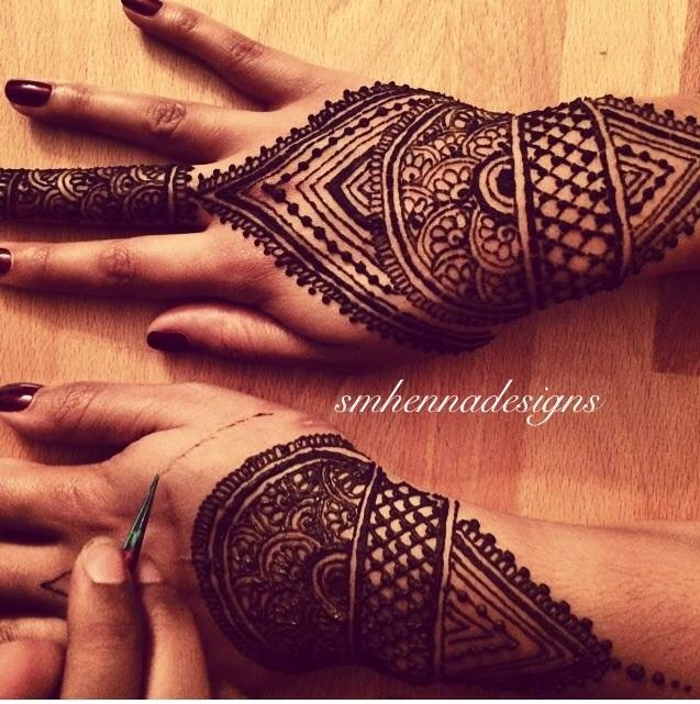 Hire Smhennadesigns Henna Tattoo Artist In Jersey City Ideas And Designs