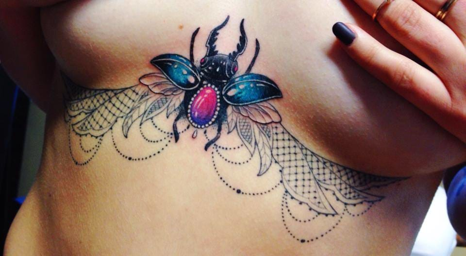 Underboob Tattoos Some Of The Finest Part 4 Tattoodo Ideas And Designs