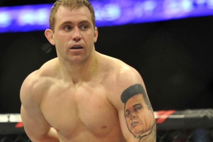 The Worst Tattoos Of The Ufc Tattoodo Ideas And Designs