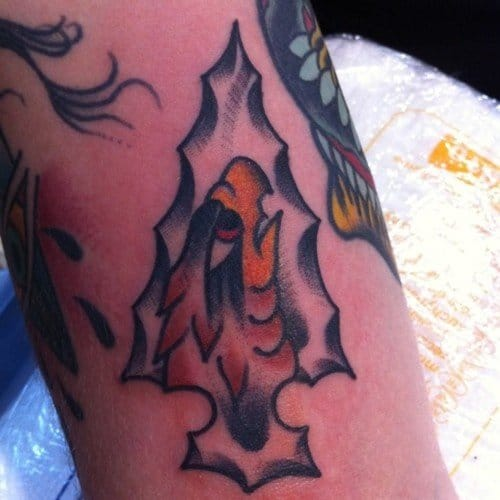 22 Piercing Arrowhead Tattoos Tattoodo Ideas And Designs