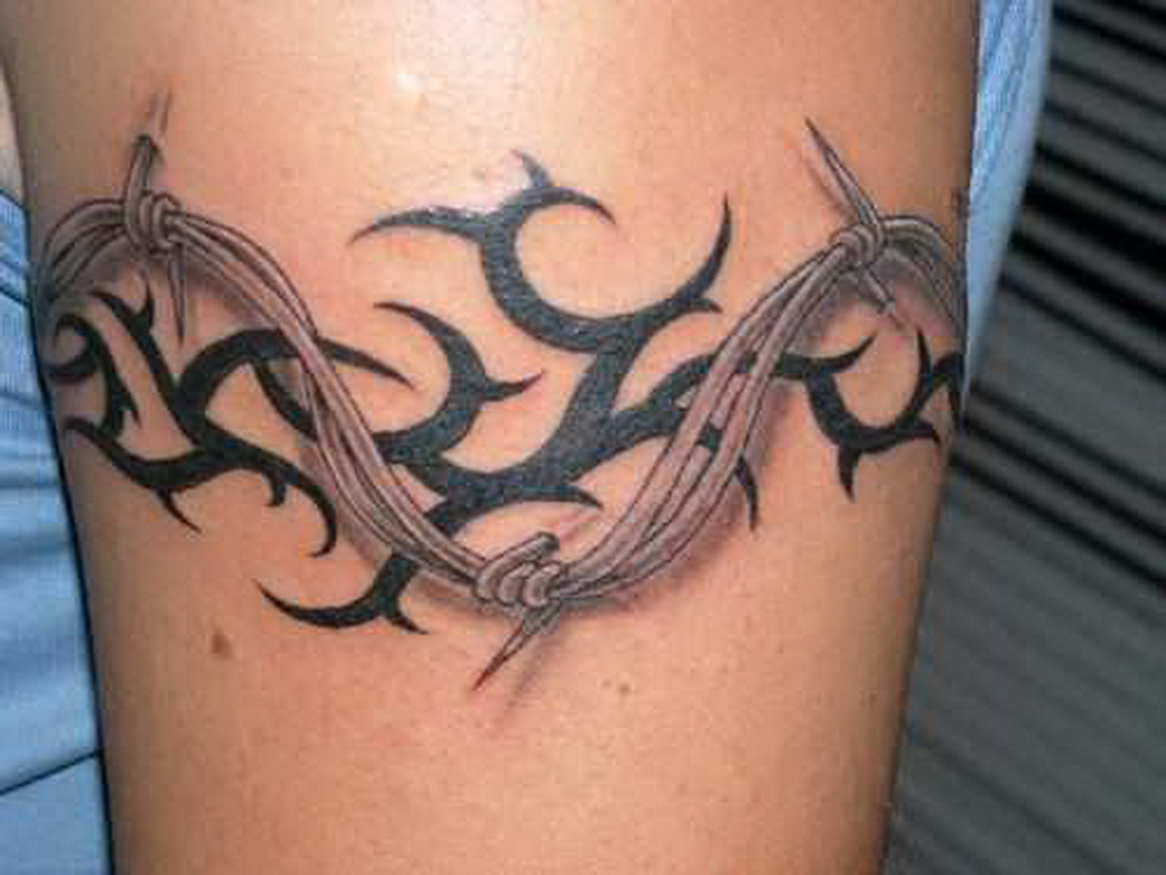 18 Barbed Wire Tattoo Images Designs And Ideas Ideas And Designs