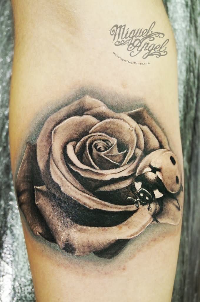 24 Cool Ladybird Tattoo Images And Picture Ideas Ideas And Designs