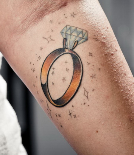 25 Classic Ring Tattoo Images Designs And Picture Ideas Ideas And Designs