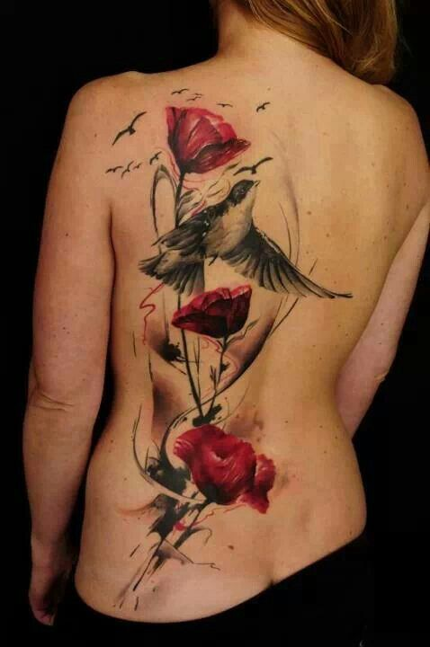 25 Tulip Tattoo Images Pictures And Designs Ideas And Designs
