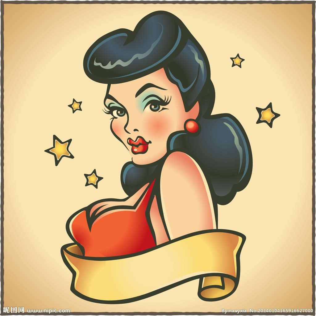 12 Pin Up Tattoo Designs Ideas And Designs