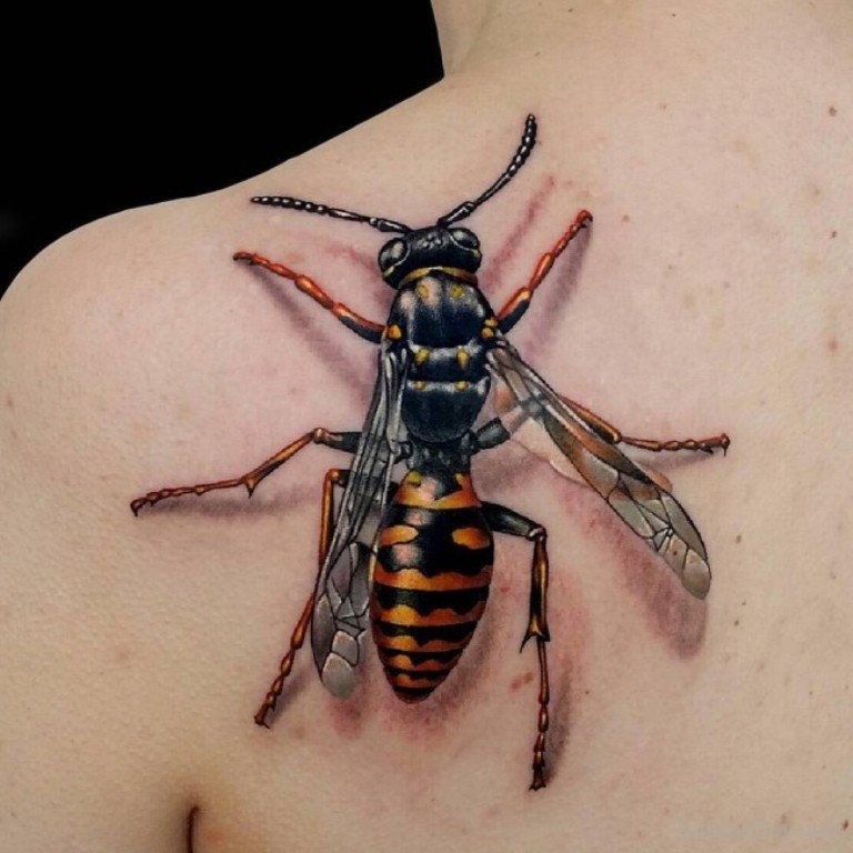 85 Beautiful Bee Tattoos Ideas Ideas And Designs