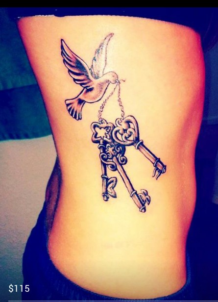70 Awesome Side Belly Tattoos Ideas And Designs
