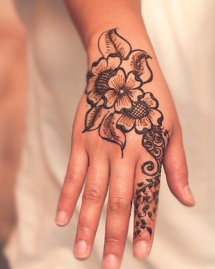 49 Beautiful Henna Tattoos For Girls Ideas And Designs