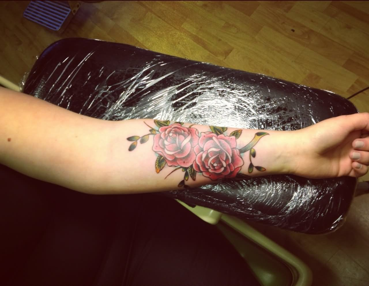 43 Beautiful Forearm Rose Tattoos Ideas And Designs