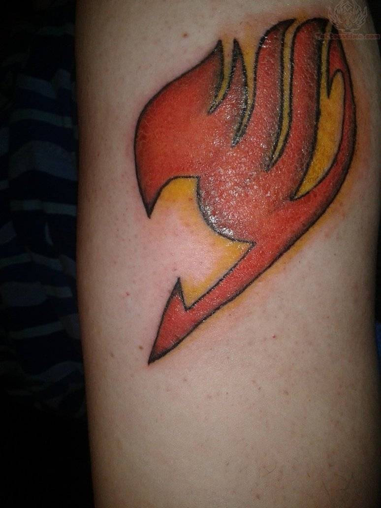 41 Incredible Fairy Tail Tattoos Ideas And Designs
