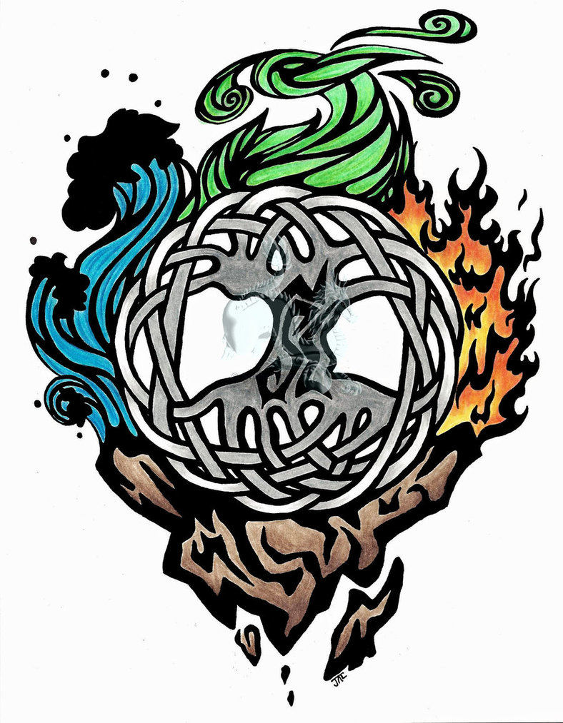 45 Tree Of Life Tattoo Designs Ideas And Designs
