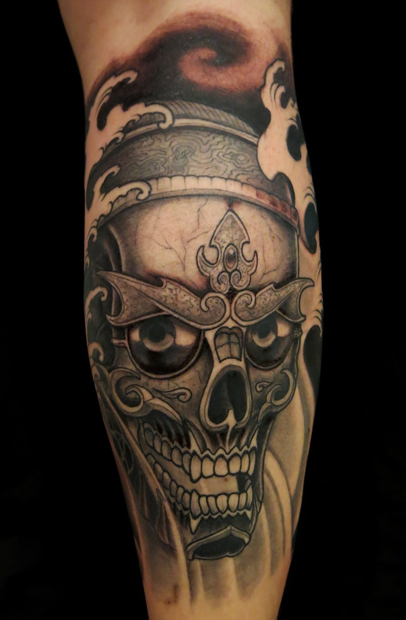 52 Tibetan Skull Tattoos Ideas Ideas And Designs