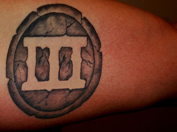 25 Roman Numbers Tattoos Ideas And Designs