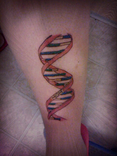 25 Biology Science Tattoos Ideas And Designs
