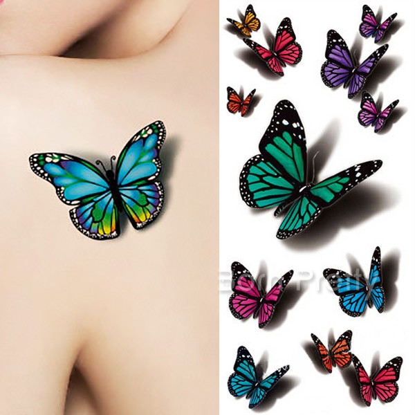 22 Latest Butterfly Tattoo Designs Ideas And Designs