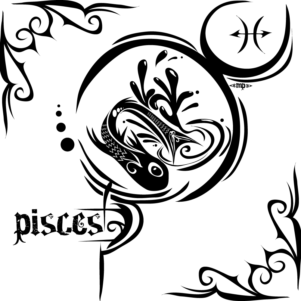 50 Zodiac Pisces Tattoos Designs And Ideas Ideas And Designs