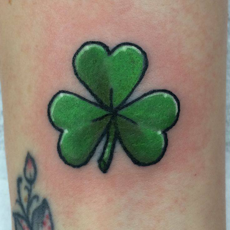 71 Shamrock Tattoos Ideas With Meanings Ideas And Designs