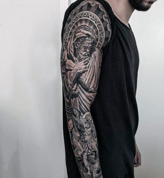 105 Remarkable Guardian Angel Tattoo Ideas Designs With Ideas And Designs