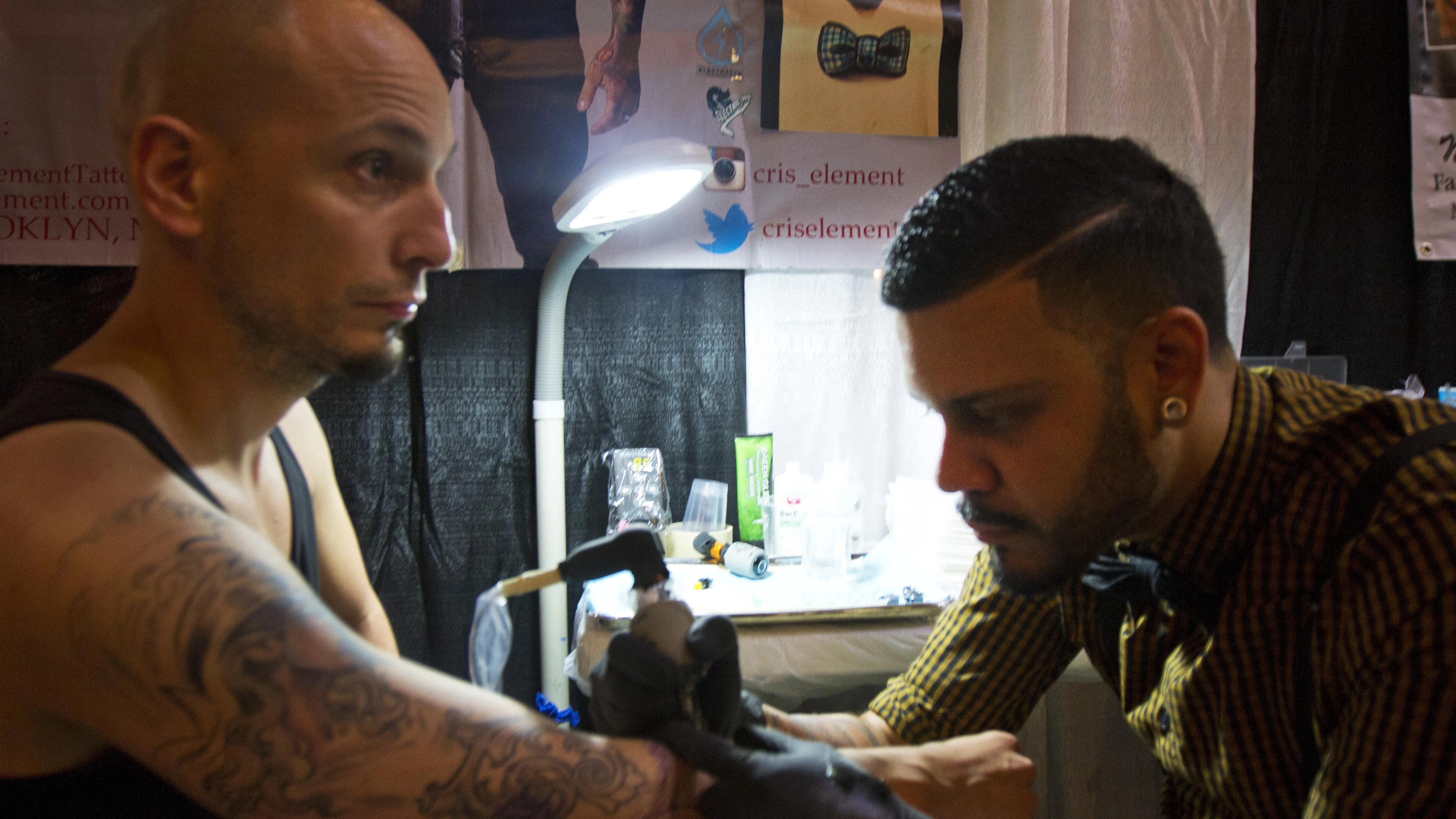Visionary Tattoo Arts Festival Takes Over Asbury Park S Ideas And Designs