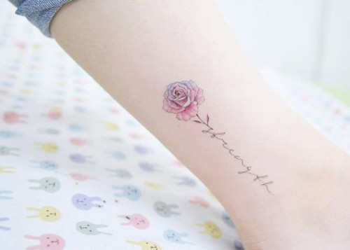 Rose Tattoo Meaning Herinterest Com Ideas And Designs