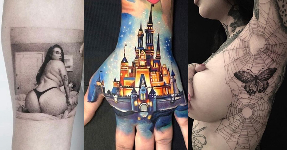 These Are The Best Tattoos From February 2019 Tattoo Ideas And Designs