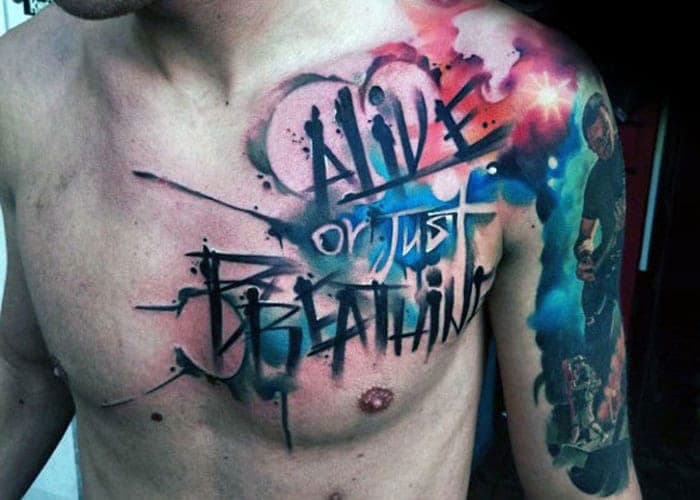 101 Best Chest Tattoos For Men Cool Ideas Designs 2019 Ideas And Designs