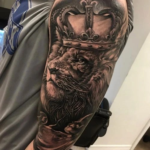 125 Best Lion Tattoos For Men Cool Designs Ideas 2019 Ideas And Designs