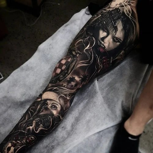 125 Best Leg Tattoos For Men Cool Ideas Designs 2019 Ideas And Designs